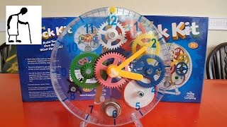 Charity Shop Gold Or Garbage - The Amazing Clock Kit Assembly