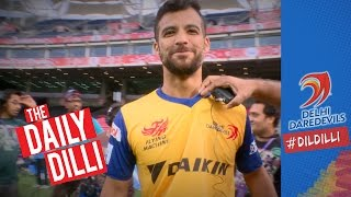 Three cheers for the birthday #DilliBoy JP Duminy  |  THE DAILY DILLI 12