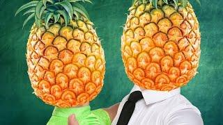 FEELING FRUITY - No Pineapple Left Behind