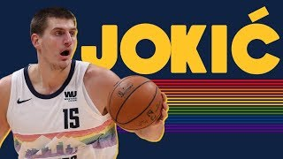 Nikola Jokic's best passes and plays | 2018-19 | NBA Mixtapes