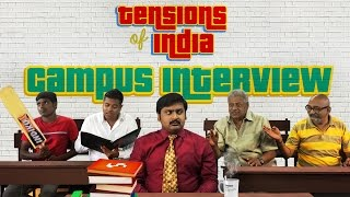 Tensions of India - Campus Interview | Put Chutney