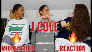 J Cole - Middle Child (Official Audio) REACTION/REVIEW | FL4VAS