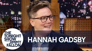 Hannah Gadsby Sent a Legendary First Text to Emma Thompson