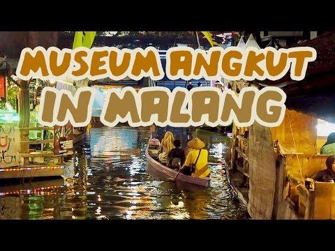 Wisata Kota Malang: Museum Angkut Untuk Keluarga - Vlog Myfunfoodiary