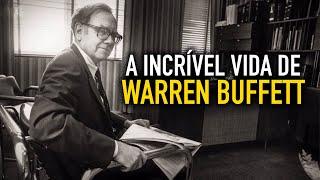 A INCRÍVEL VIDA DE WARREN BUFFETT   Histórias de Sucesso #01