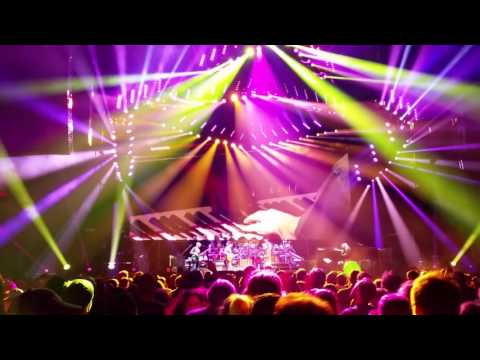 Oregon Music Live 8/16 Dead and Co., String Cheese Incident, Edgar Winter