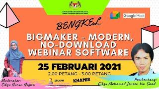 BigMarker - Modern, No-Download Webinar Software