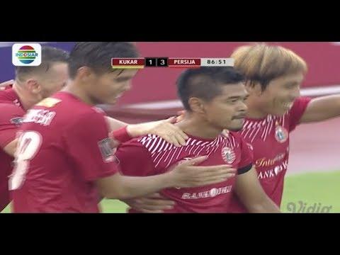 MITRA KUKAR (1) VS PERSIJA (3) - Highlight | Piala Presiden 2018