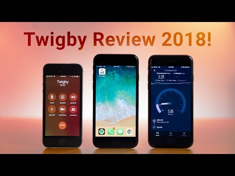Twigby Review 2018 - Affordable, Custom Cell Service with Unique Features!