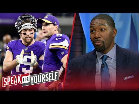 Greg Jennings: Kirk Cousins gets 90% of blame for Vikings, talks Cowboys | NFL | SPEAK FOR YOURSELF