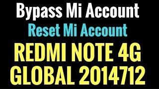 Flash Mi Hm Note 1 Lte 4g 2014712 Miui Ver8 1 2 0 Conect To The