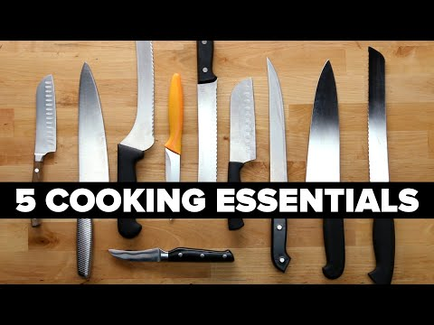 5 Cooking Essentials