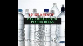 19 Ide Kreatif Dari Botol Plastik Bekas