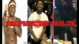 Baton Rouge Rapper Fredo bang FIGHTS Quando Rondo after confronting him!MUST SEE