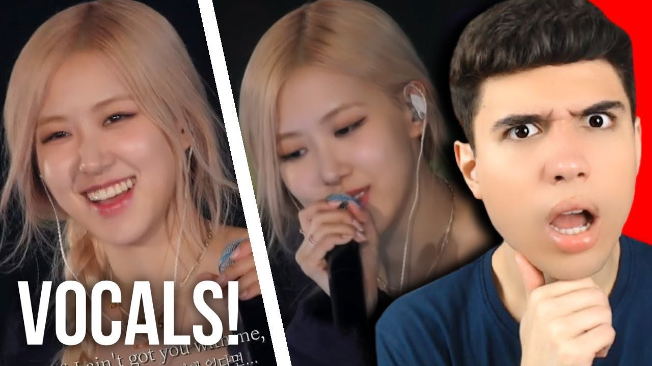 ROSÉ, ONEW, Suhyun - 'If I Aint Got You' + 'Lucky' (Sea Of Hope) REACTION