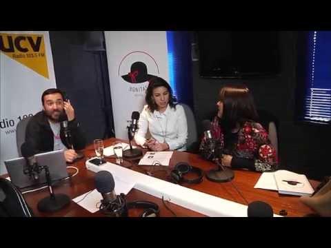 Bonitas en UCV Radio, 17 Agosto 2015