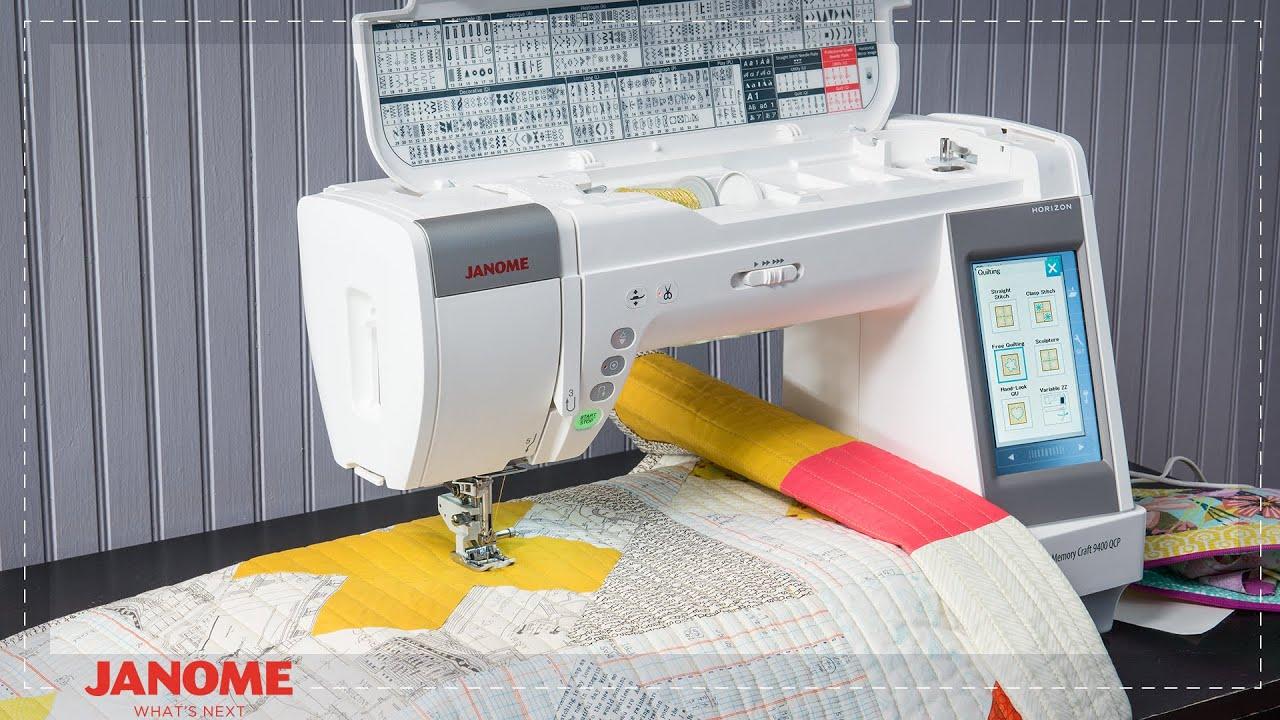 com amazon janome machine quilt dp sewing quilting