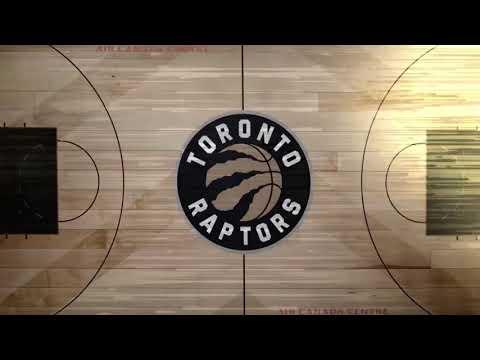 Raptors Welcome Toronto Intro Video