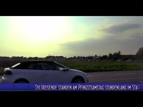 Pfingstanreise nach Sylt versinkt im Stau Chaos