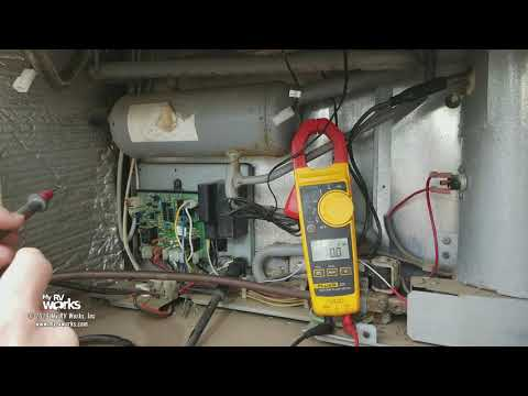 Troubleshooting An RV Refrigerator That Works On LP But Not On Electric