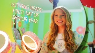 Getting Ready: First Day of School (Senior Year)!!! | beautyisgood