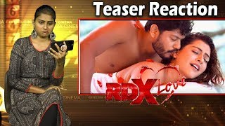 RDX Love Teaser Reaction || Paayal Rajput, Tejus Kancherla, C Kalyan | i5 Network