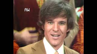 Steve Martin - Piano Song Skit (on The Ray Stevens Show, 1970)
