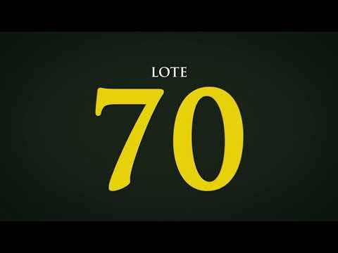 LOTE 70   CSCC 6725