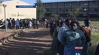 South Africans share their memories of voting in1994