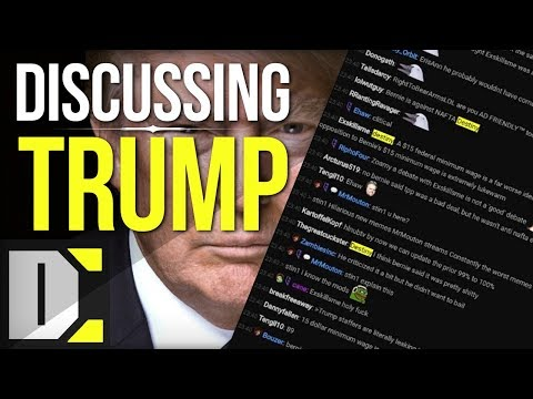 """He's Impossibly Stupid"" - A Discussion with Chat About Donald Trump"