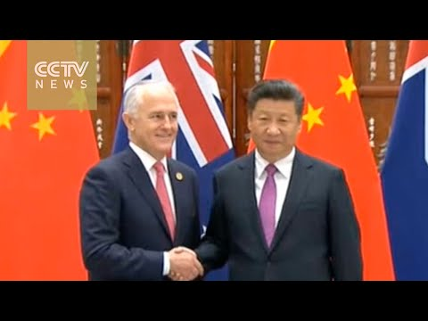 G20: China urges Australia over foreign investment