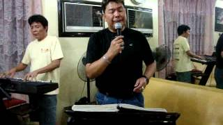 How Do You Keep The Music Playing Frank Sinatra Randy Relativo Cover