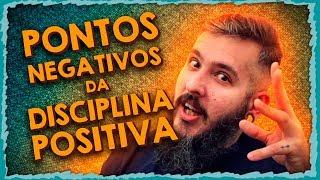 Criticando a Disciplina Positiva - Paizinho, Vírgula!