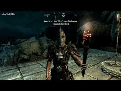 Sibi in Skyrim Ep 21: Errands for Companions
