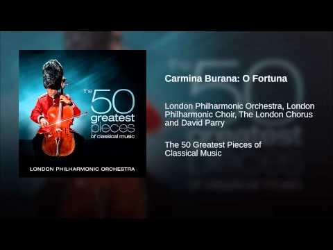 Carmina Burana: O Fortuna