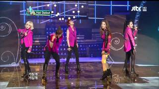 SPICA - Russian Roulette [120215 jTBC Music On Top] Thumbnail