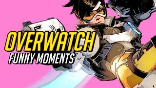 OVERWATCH Funny Moments | 🇩🇪