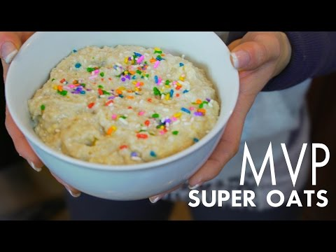 MVP Super Oats with Kara Corey | Tiger Fitness