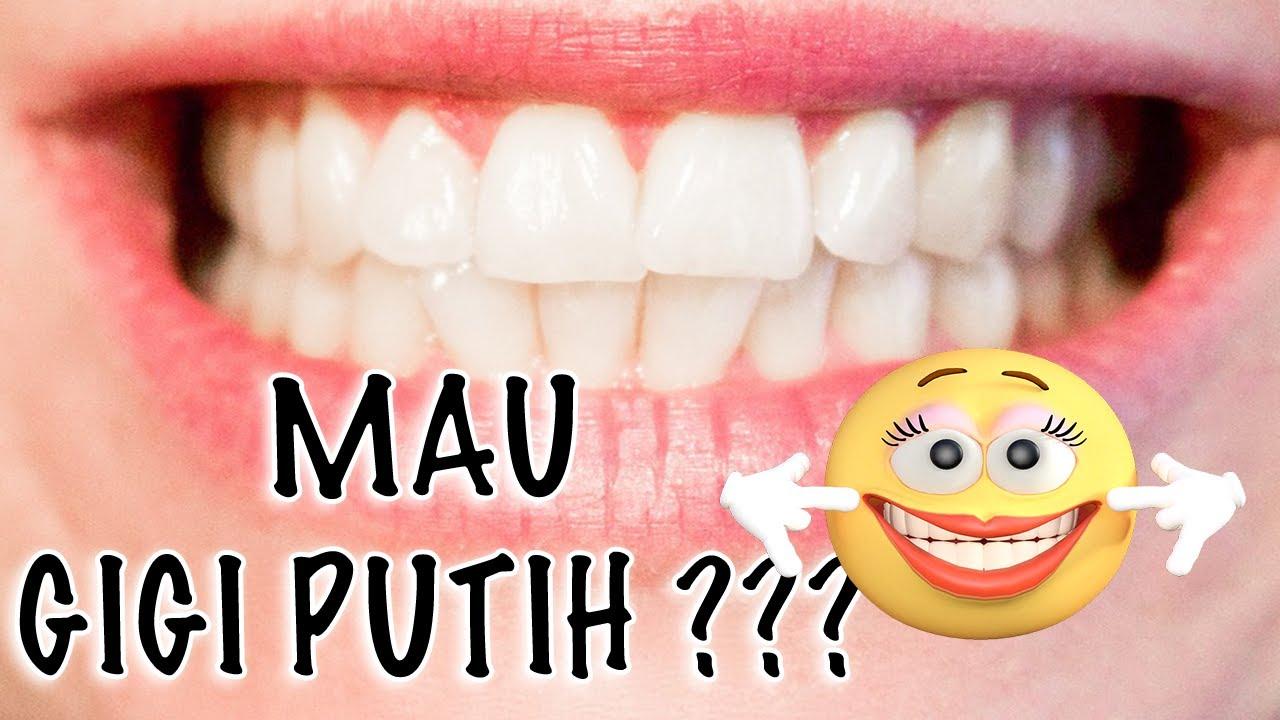 5 Bahan Pemutih Gigi Alami Paling Ampuh Keliatan Hasilnya Dalam 2