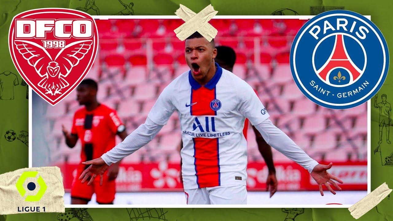 Download Dijon vs PSG   LIGUE 1 HIGHLIGHTS   2/27/2021   beIN SPORTS USA