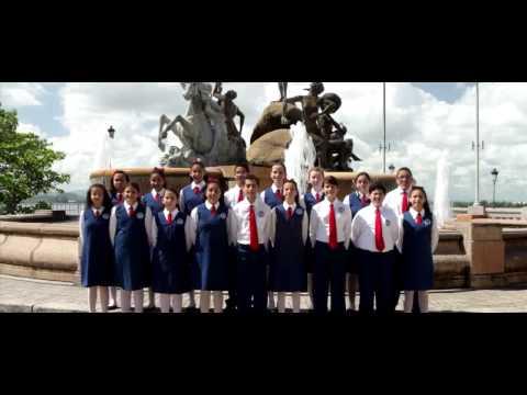 """""""Canción a Borinquen"""" - Coro de Niños de San Juan"""