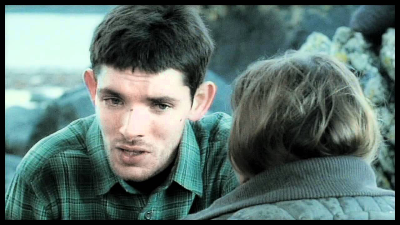 Island Colin Morgan Scene Youtube