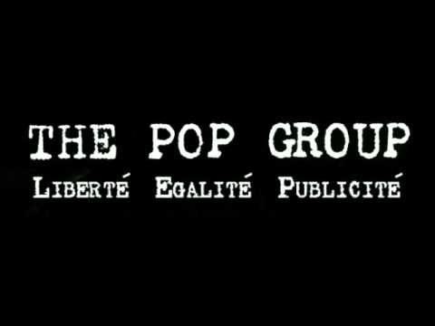 The Pop Group - We Are Time