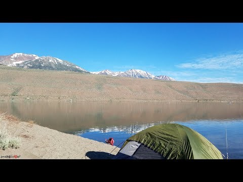 July 4th Weekend in the Eastern Sierra Nevada