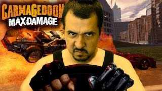 "CARMAGEDDON: MAX DAMAGE ""ATROPELLA COMO PUEDAS"" 