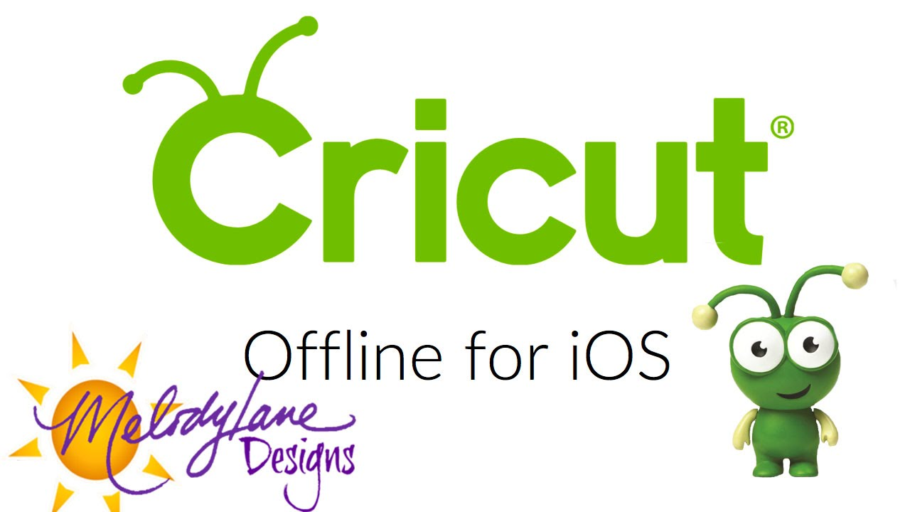 Offline Cricut Design Space