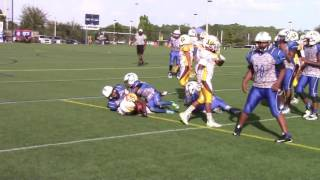 2016 aau 12u football championship highlights from 18dec16