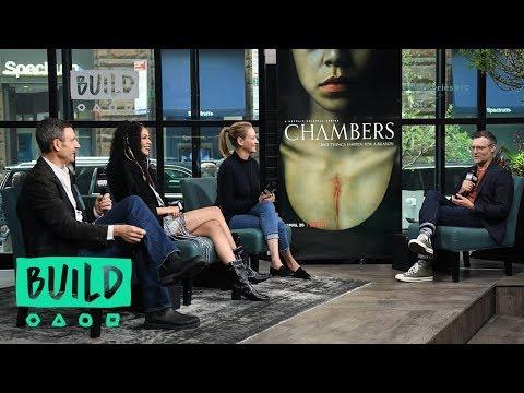 "Uma Thurman, Tony Goldwyn & Sivan Alyra Rose On Netflix's ""Chambers"""