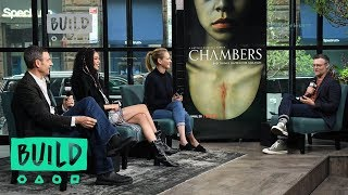 "Uma Thurman, Tony Goldwyn & Sivan Alyra Rose On Netflix's ""Chambers"""