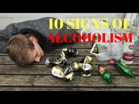 10 Signs Of Alcoholism- How To Detect The Signs Of Alcoholism
